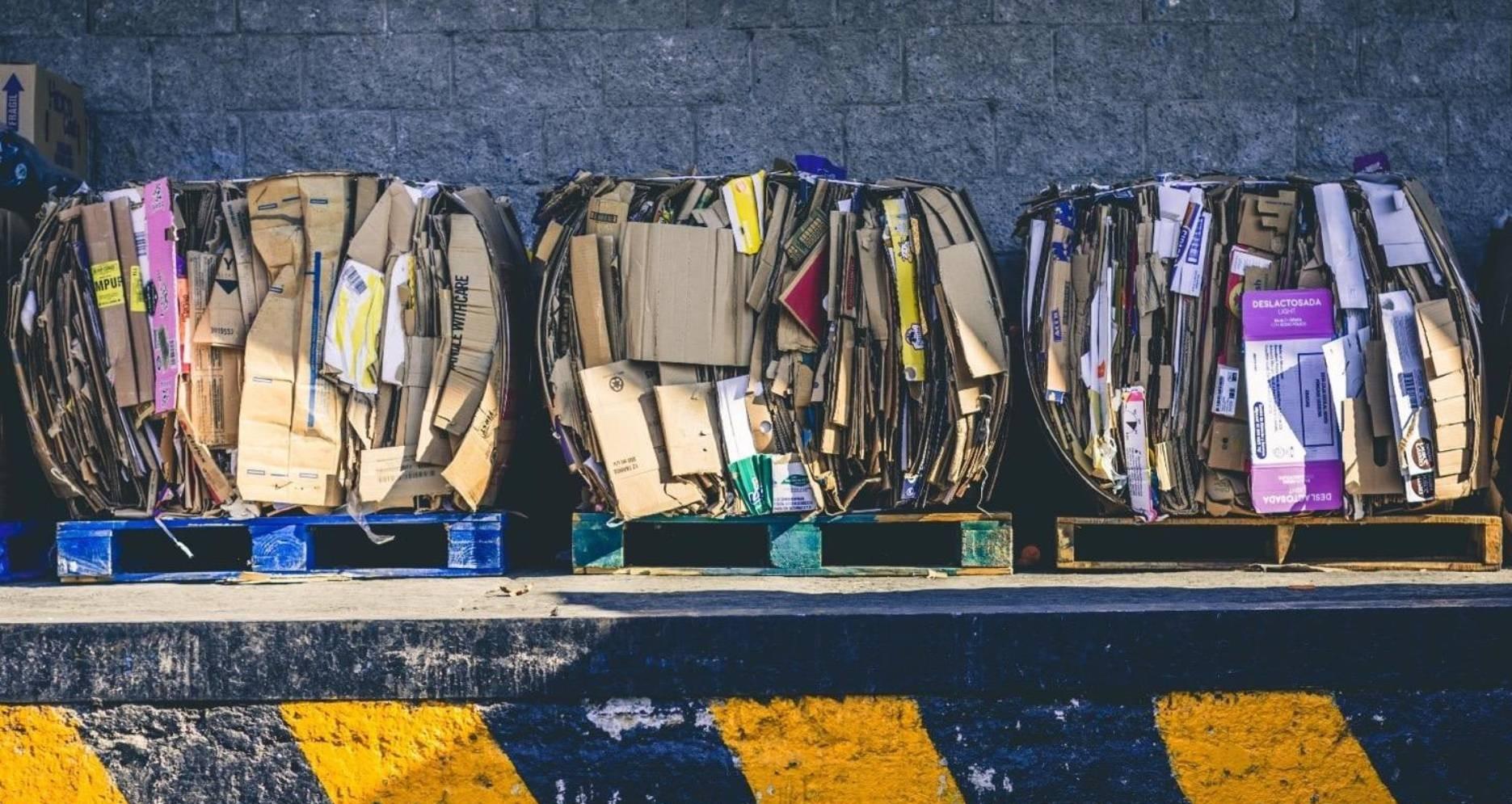 Wachlarz produktów pochodzących z recyklingu, a dedykowanych drukarniom jest coraz szerszy.  (źródło zdjęcia: www.pgpaper.com)
