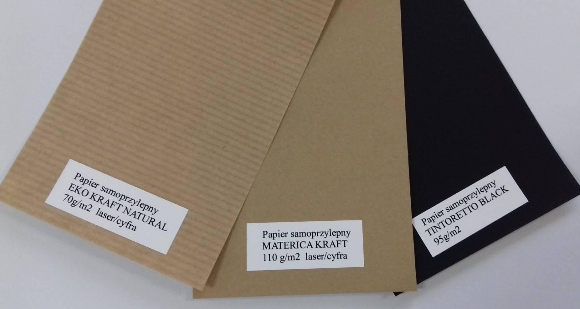 Samoprzylepny pochodzący z recyklingu papier do produkcji etykiet w arkuszach. (źródło zdjęcia: imged.pl)